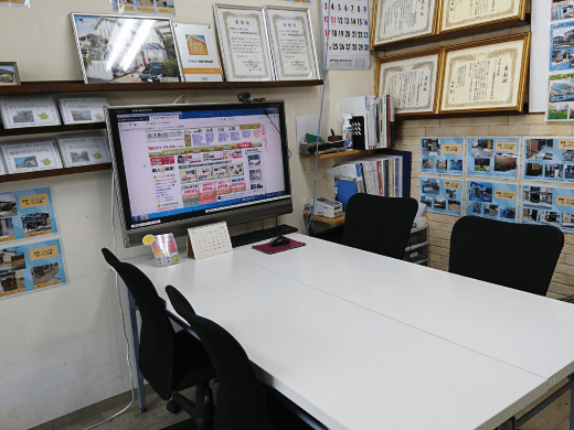 南大阪店 展示1