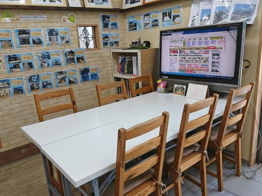 南大阪店 展示2