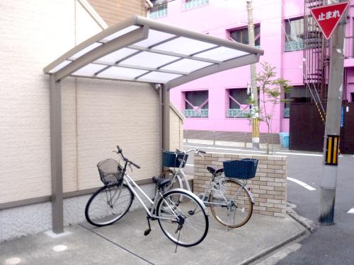 自転車・バイクの台数確認