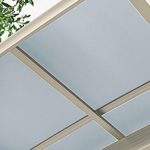 熱線遮断(吸収)ポリカーボネート屋根の特徴2